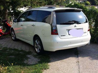 gebraucht Mitsubishi Grandis 2,0 DID SAM Jubiläum Kombi / Family Van
