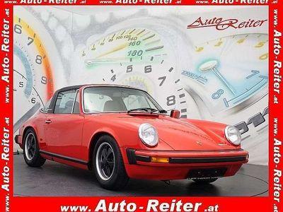 gebraucht Porsche 911 2.7 S Targa Topzustand!, 165 PS, 2 Türen, Schaltgetriebe