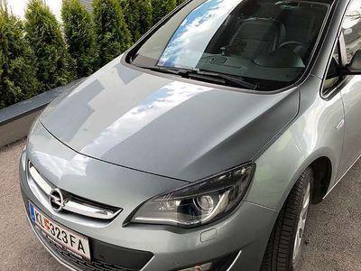 gebraucht Opel Astra Sports Tourer Ecoflex 1.6 CDTI Kombi / Family Van
