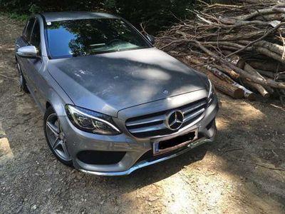gebraucht Mercedes C250 AMG Line Aut.