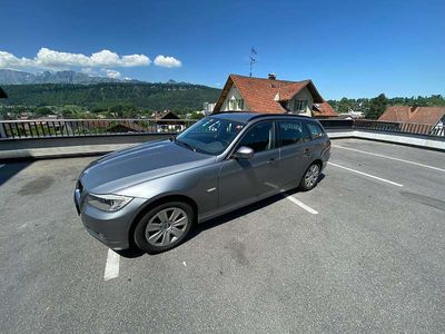 gebraucht BMW 318 3er-Reihe d Fleet Touring Österreich-Paket Kombi / Family Van