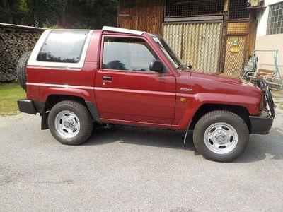 gebraucht Daihatsu Rocky 1.6 SUV / Geländewagen
