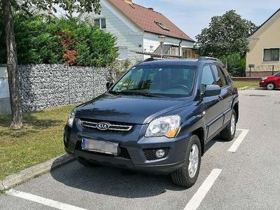 gebraucht Kia Sportage SUV / Geländewagen