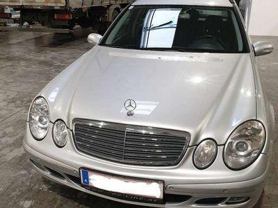gebraucht Mercedes E220 CDI Classic DPF