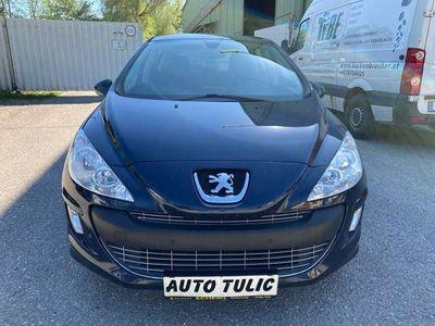 gebraucht Peugeot 308 1,6 HDi 115 FAP Premium **Navi**Pdc**