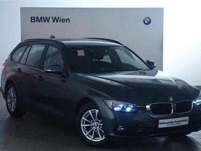 gebraucht BMW 320 3er-Reihe d Touring Advantage Kombi / Family Van,