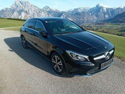 gebraucht Mercedes CLA220 Shooting Brake d 4MATIC Aut.