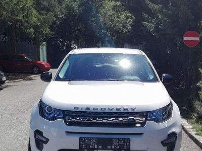 gebraucht Land Rover Discovery Sport 2.0 TD4 150 Ps SUV / Geländewagen,