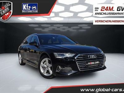 gebraucht Audi A6 45TDI AV. Sportquattro*VOLL LED*PANO*VOLL!!! Kombi / Family Van