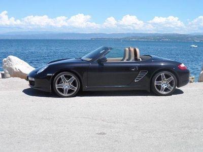 gebraucht Porsche Boxster 987 Cabrio / Roadster,