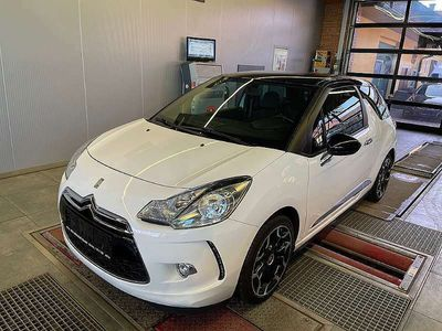 gebraucht Citroën DS3 1,6 e-HDi So Chic Airdream*Standheizung*