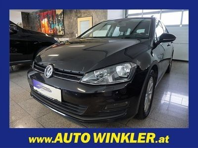 gebraucht VW Golf Variant Lounge BMT 1,6 TDI 4Motion