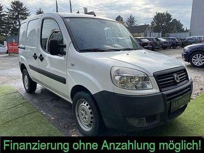gebraucht Fiat Doblò Doblo 1,4 Active Mwst. ausweisb.mtl. €79,- Kombi / Family Van