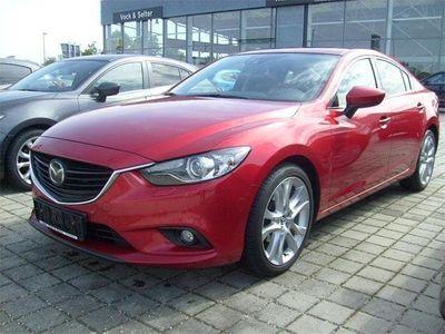 gebraucht Mazda 6 2,5i Revolution Aut. Schiebedach