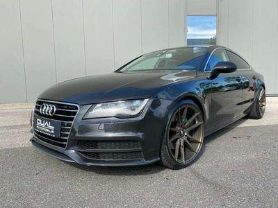 gebraucht Audi A7 Sportback 3,0 TDI quattro DPF S-tronic|S7 OPTIK|LED|NAVI|