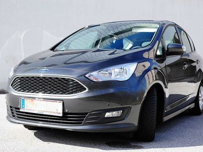 gebraucht Ford C-MAX 1,5 TdCi 120PS Trend, Cool Connect Kombi / Family Van,