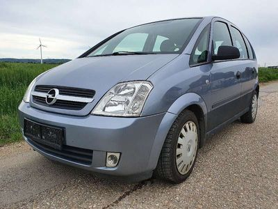 gebraucht Opel Meriva 1,7 Cosmo CDTI Kombi / Family Van,