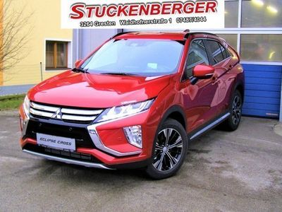 gebraucht Mitsubishi Eclipse Cross 1,5 TC CVT 4WD Intense+ 18