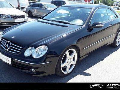 gebraucht Mercedes CLK500 S-Klasse SonstigeSportwagen / Coupé