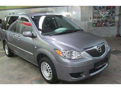 gebraucht Mazda MPV 2,0 CD136 Kombi / Family Van,