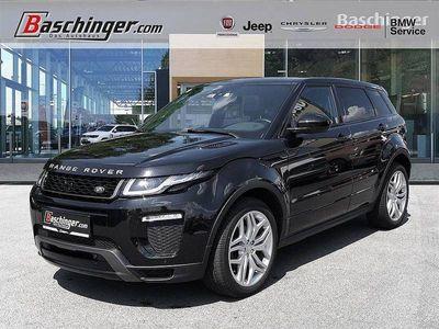 gebraucht Land Rover Range Rover evoque HSE Dynamic 2,0 TD4 Aut. Panorama/AV