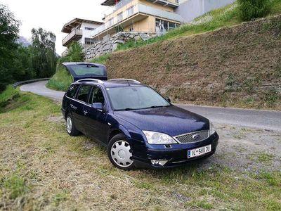 "used Ford Mondeo Trav.Ghia élance Alu 18"" 2,0 TDCi Kombi / Family Van,"