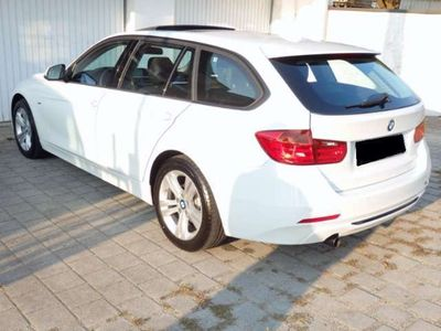 gebraucht BMW 320 Touring xDrive Aut. Sport Line Glasdach Xen