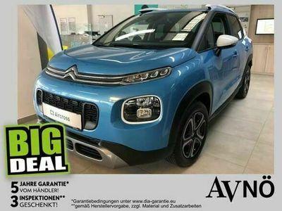 gebraucht Citroën C3 Aircross PureTech 110 SS 6-Gang-Manuell Feel Br
