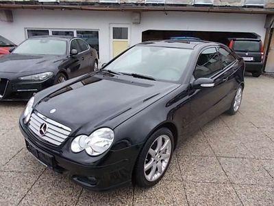 gebraucht Mercedes C350 Coupé Aut.