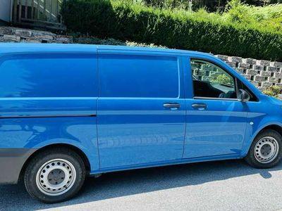 gebraucht Mercedes Vito 111 Kastenwagen Lang