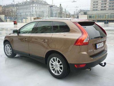 gebraucht Volvo XC60 D5 AWD Summum SUV / Geländewagen