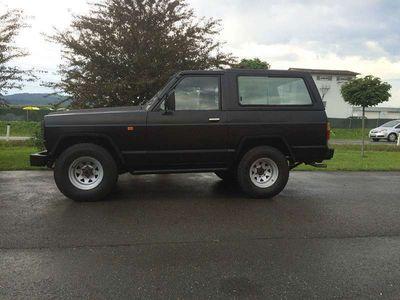 gebraucht Nissan Patrol KR 260 SUV / Geländewagen