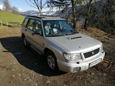 gebraucht Subaru Forester 2,0 S-Turbo 4WD