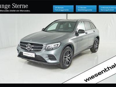 gebraucht Mercedes GLC250 d 4MATIC, 204 PS, 5 Türen, Automatik