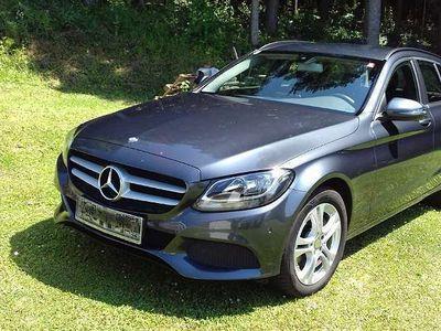 gebraucht Mercedes C220 C-KlasseT d 4Matic allrad Kombi / Family Van