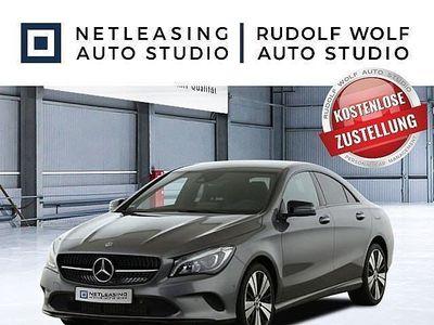 gebraucht Mercedes CLA250 Urban+Night+LED Hi+Kam+Thermotro+6dtemp Tempomat