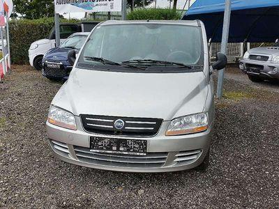 gebraucht Fiat Multipla 1,6 Natural Power CityLiner Kombi / Family Van,