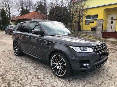 gebraucht Land Rover Range Rover Sport SE SUV / Geländewagen,