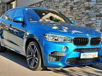 gebraucht BMW X6 M *B&O*TV*STH*21 ZOLL*GLASDACH*HEADUP*LED*