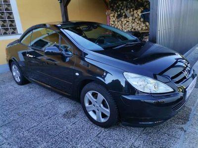 gebraucht Peugeot 307 CC Cabrio 1,6 Cabrio / Roadster