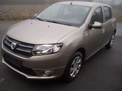 gebraucht Dacia Sandero Supreme TCe 90 1.BESITZ!! 35.000KM!!