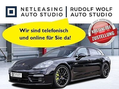 gebraucht Porsche Panamera Turbo S E-Hybrid Sport Turismo Klima/Sportpaket