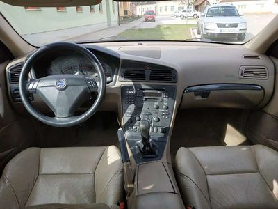 gebraucht Volvo S60 2.4D5 Limousine,