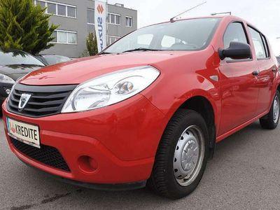 gebraucht Dacia Sandero Ambiance 1,2 16V 75+AKTION+PICKERL NEU+ Limousine