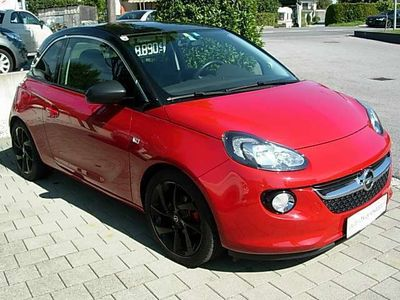 gebraucht Opel Adam 1,4 Slam Klein-/ Kompaktwagen,