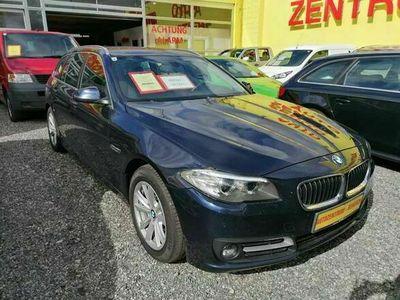 gebraucht BMW 520 5er-Reihe Kombi OHNE ANZAHLUNG 297.- monatlich