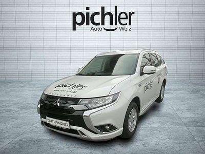 gebraucht Mitsubishi Outlander 2,4 PHEV Intense SUV / Geländewagen