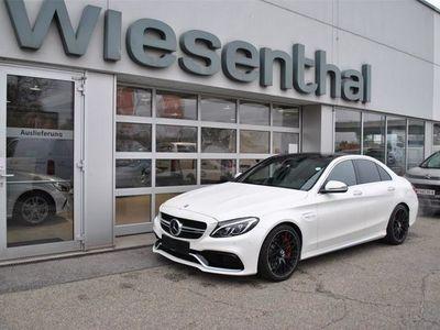 brugt Mercedes C63 AMG AMG S Schnaeppchen