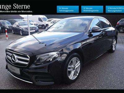 gebraucht Mercedes E220 Lim., AMG, Head-Up, AHV, Multibeam., Wide