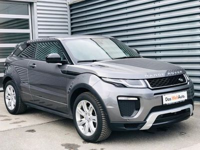 used Land Rover Range Rover evoque HSE Dynamic 2,0 eD4 Aut.